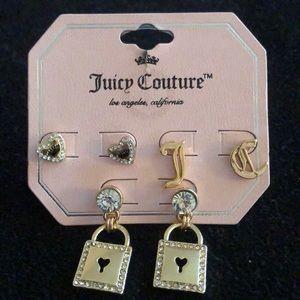 🆕 Juicy Couture earrings 🆕